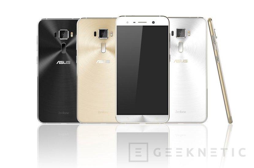 Así será el ASUS Zenfone 3, Imagen 1