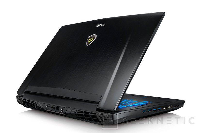 NVIDIA Quadro M5500, GPU para workstations portátiles de alto rendimiento como el MSI WT72, Imagen 2