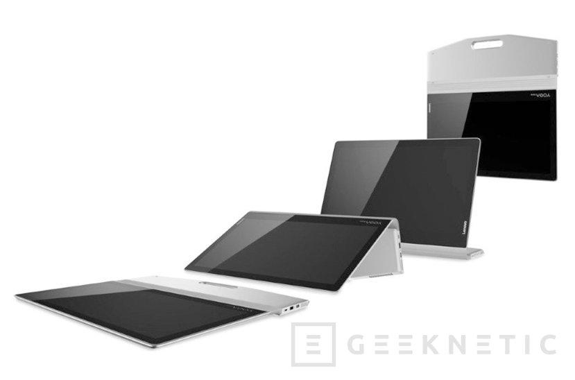 Lenovo prepara un nuevo tablet Yoga de 17,3 pulgadas, Imagen 1