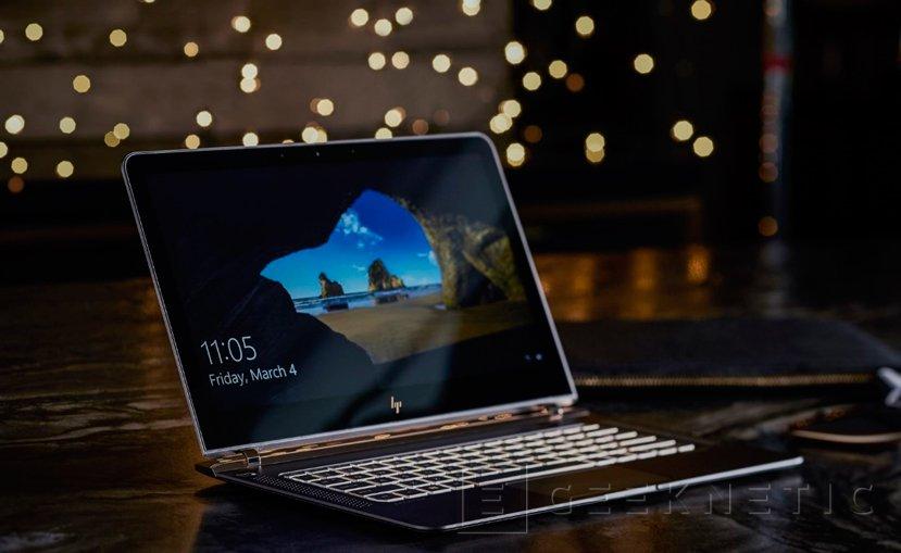 HP reclama el título al portátil más fino del mundo con su exclusivo HP Spectre, Imagen 1