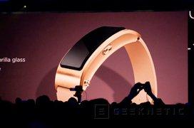 Huawei desvela la TalkBand B3, una pulsera inteligente que se convierte en auricular bluetooth, Imagen 2