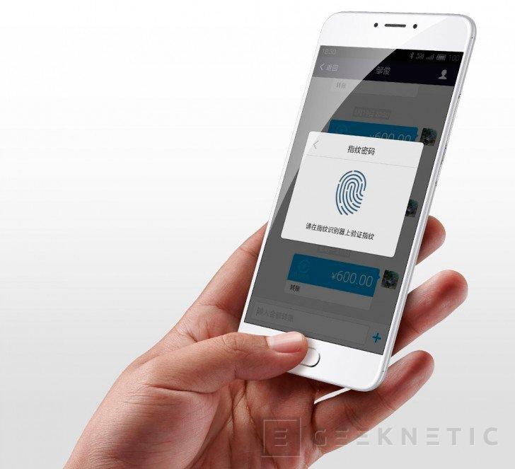 Meizu m3 Note, un smartphone metálico de 5,5 pulgadas por menos de 110 Euros, Imagen 1