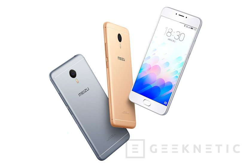 Meizu m3 Note, un smartphone metálico de 5,5 pulgadas por menos de 110 Euros, Imagen 2