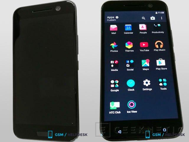 Desvelado el diseño y especificaciones del HTC One M10, Imagen 1