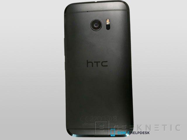 Desvelado el diseño y especificaciones del HTC One M10, Imagen 2