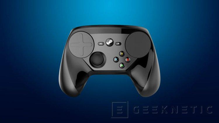 Valve está rediseñando su Steam Controller, Imagen 1