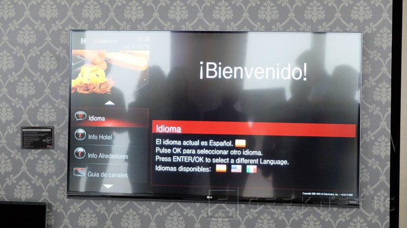 LG nos enseña su nueva gama de monitores y pantallas profesionales con WebOS 2.0, Imagen 2
