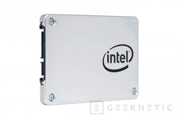 Intel presenta los SSD SATA Serie 5 para mercado doméstico con memorias RLC, Imagen 1