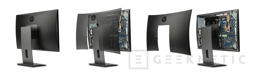 Nueva Workstation All in One HP Z1 G3, Imagen 3