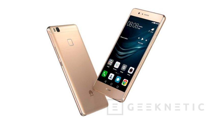 El Huawei P9 Lite costará 299 Euros., Imagen 1