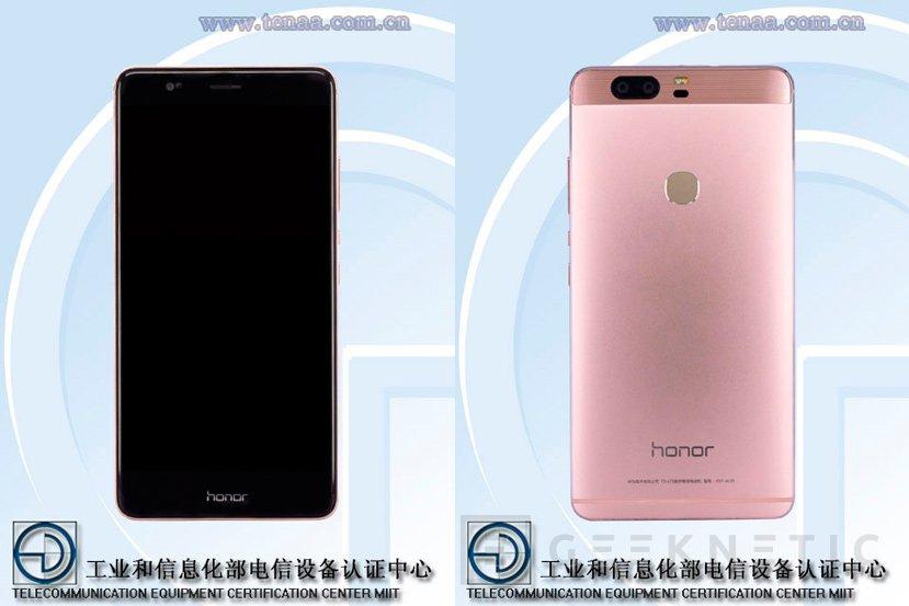 El Huawei Honor V8 tendrá doble cámara, pantalla QHD y un procesador Kirin 955, Imagen 1