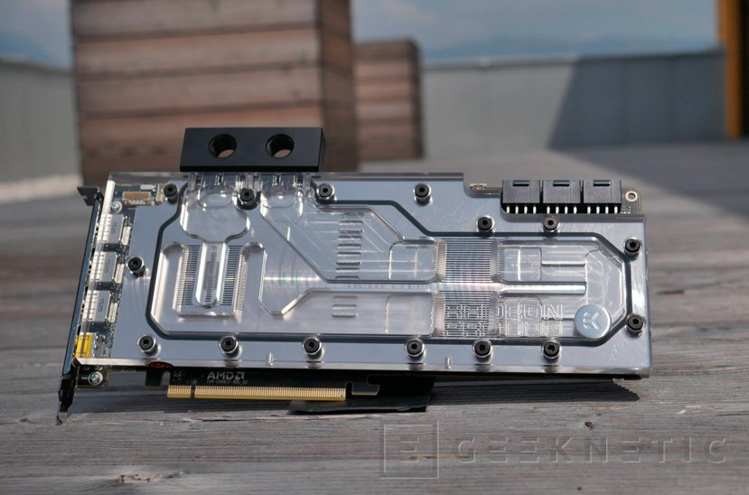EK ya tiene su propio bloque de agua para la AMD Radeon Pro Duo, Imagen 1