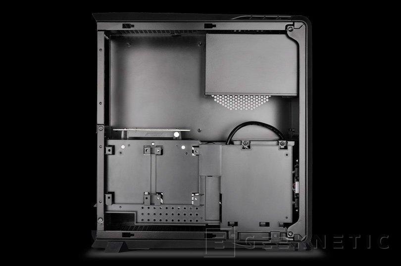 La nueva Raven Z de SilverStone crece para albergar fuentes de alimentación ATX, Imagen 2