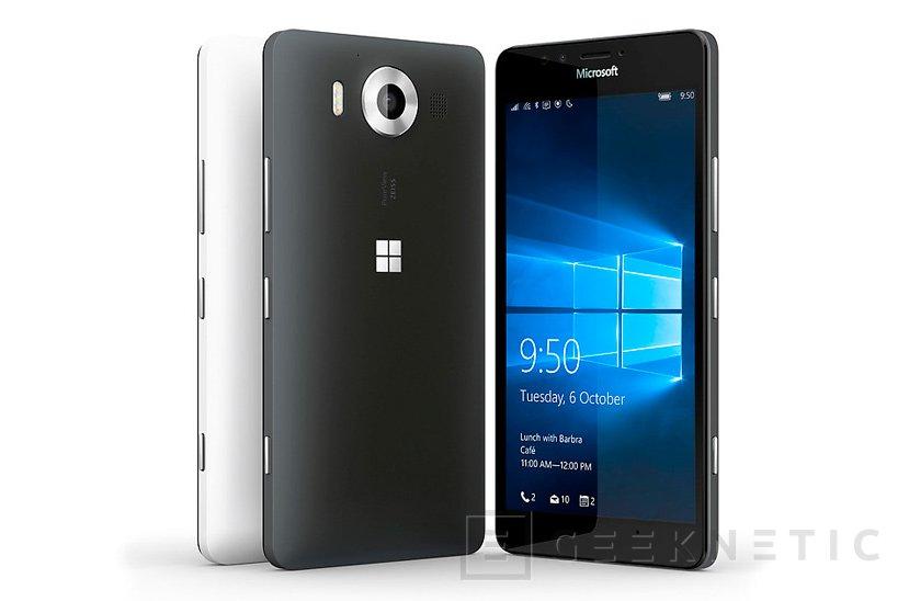 Microsoft regalará un Lumia 950 a los compradores del Lumia 950XL, Imagen 1