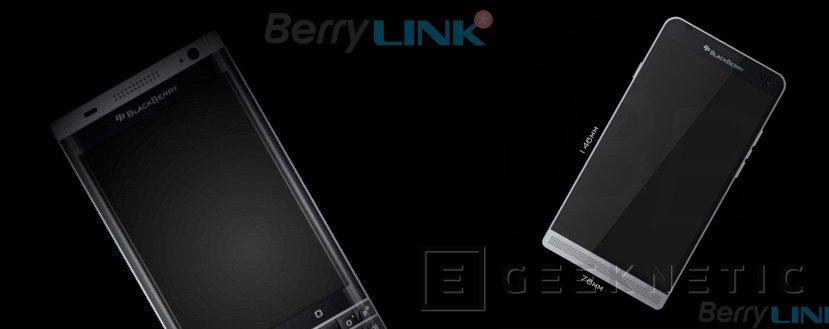 Se filtran los dos nuevos smartphones de Blackberry, Imagen 1