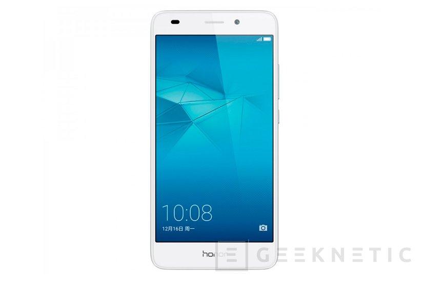 Huawei Honor 5C, 8 núcleos, Full HD y cuerpo metálico por menos de 200 Euros, Imagen 2