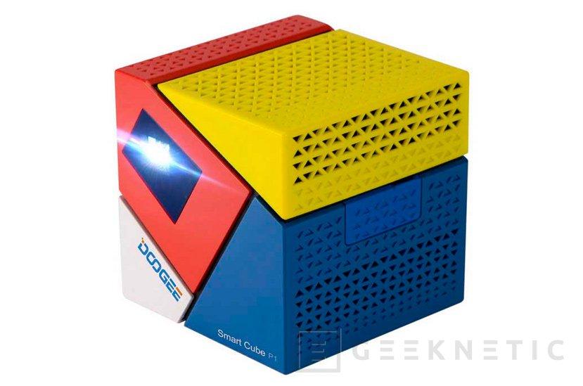 Dogee Smart Cube P1, el proyector inteligente más pequeño del mundo, Imagen 1