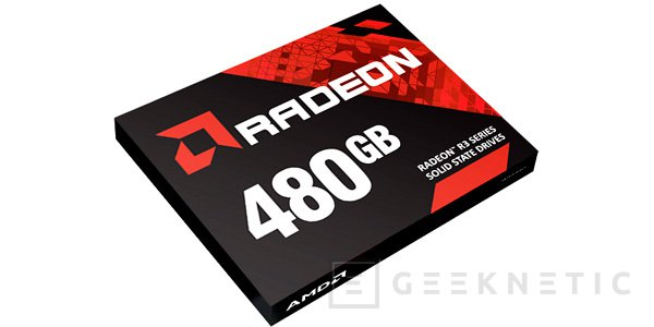 Nuevos SSD económicos AMD Radeon R3, Imagen 1