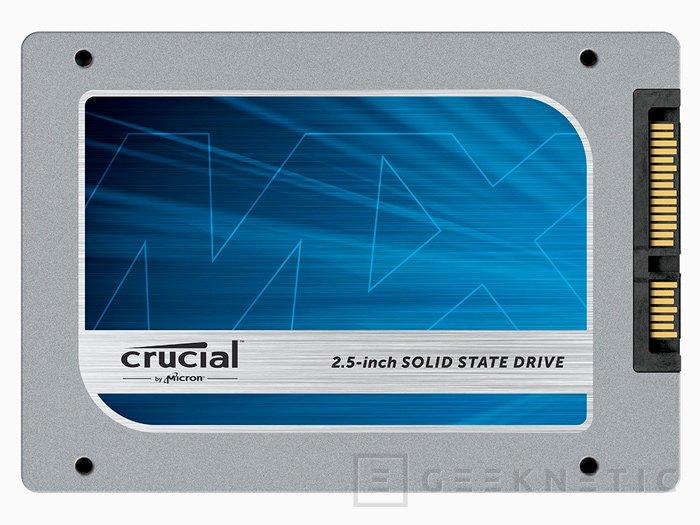 Crucial trabaja en el MX300, el sucesor del popular SSD MX200, Imagen 1