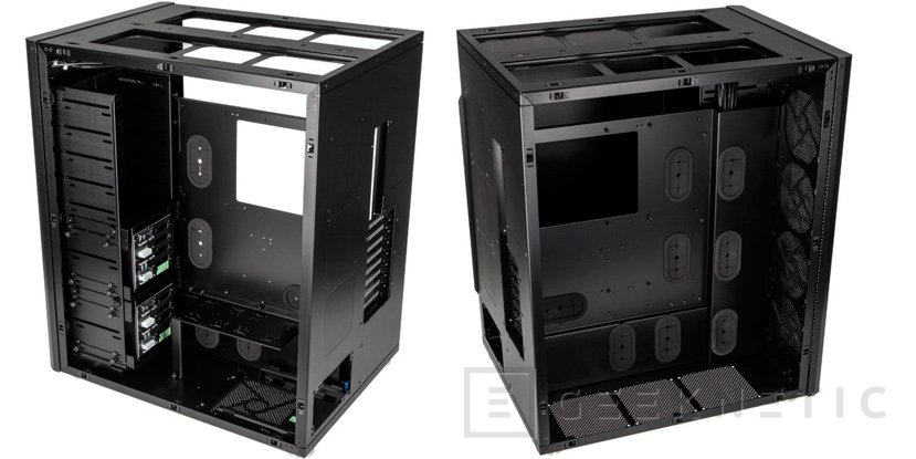 Lian Li se asocia con 8Pack para lanzar la nueva torre PCD888WX, Imagen 2