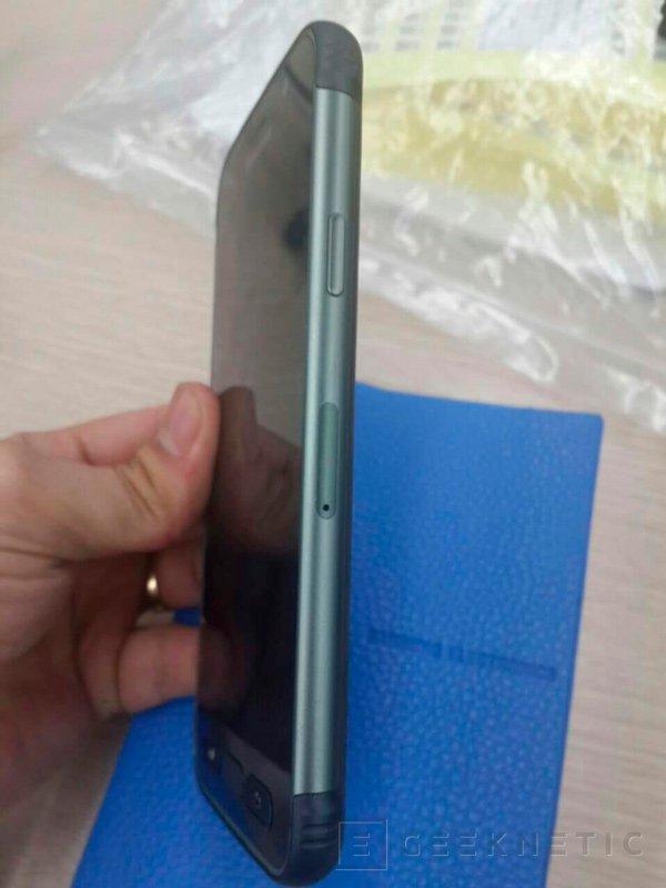 Se deja ver el resistente Samsung Galaxy S7 Active, Imagen 2