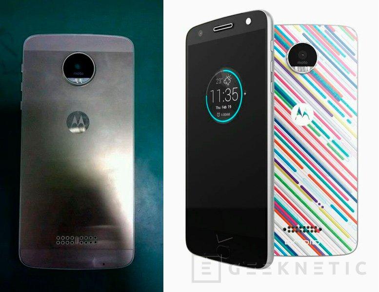 Así será el Motorola Moto X, Imagen 1