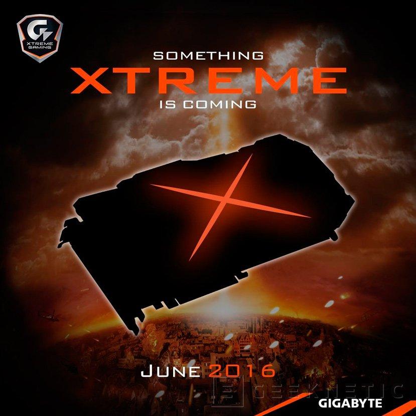 Gigabyte deja ver un modelo personalizado de las GeForce GTX 1070 y GTX 1080, Imagen 1