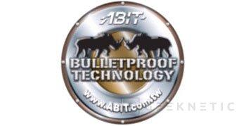 ABIT introduce la tecnología BulletProof, Imagen 1