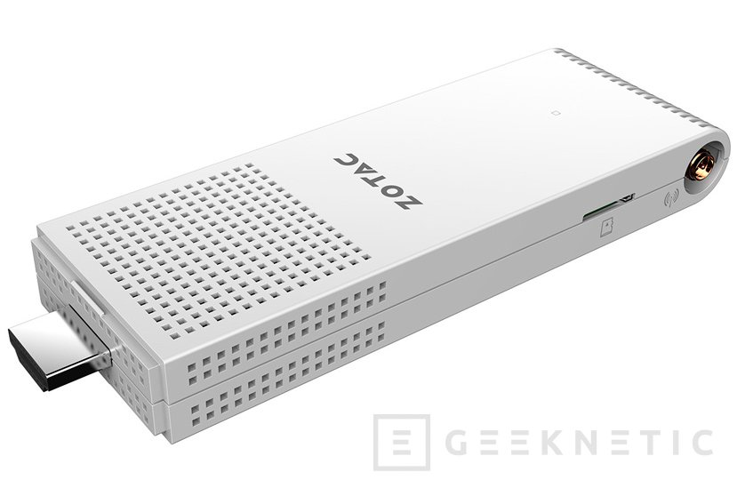 ZOTAC lanza dos nuevos mini PC en formato stick HDMI, Imagen 1