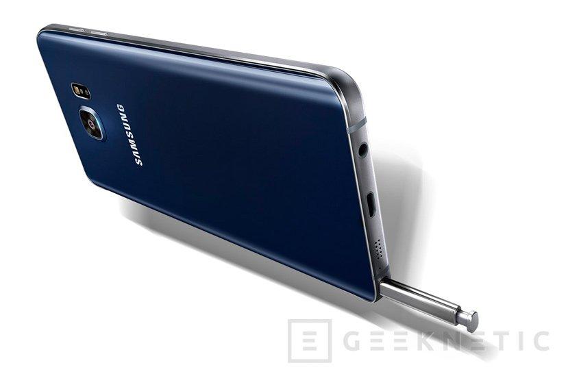 El Samsung galaxy Note 6 llegará en agosto según @evleaks, Imagen 1