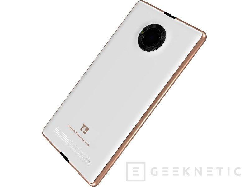 El nuevo smartphone Yu Yunicorn llegará con 4 GB de memoria RAM el 19 de mayo, Imagen 1