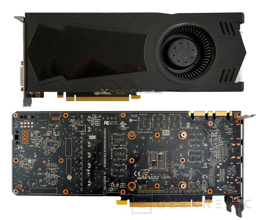 GALAX muestra su GTX 1080 con disipador personalizado, Imagen 2