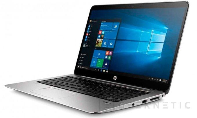 HP reduce los marcos de pantalla en su nuevo EliteBook 1030, Imagen 1