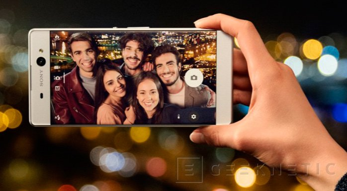 Sony anuncia el enorme Xperia XA Ultra de 6 pulgadas con cámara frontal de 16 MP, Imagen 1