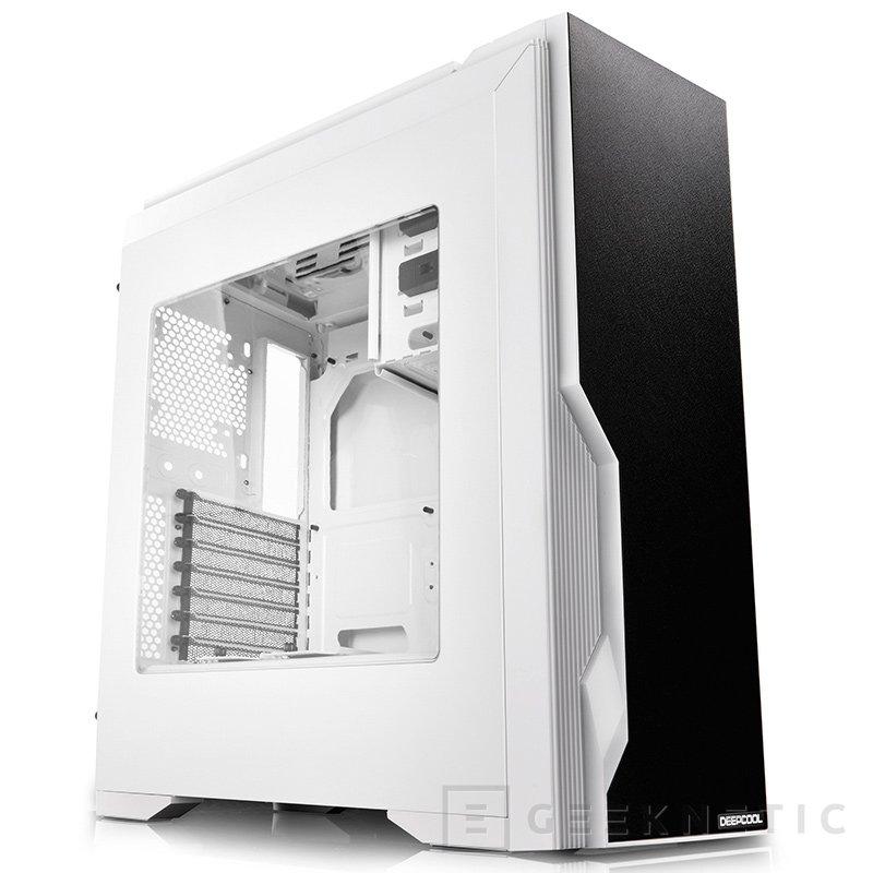 DeepCool anuncia su nueva torre ATX Dukase V2 con formato estrecho, Imagen 1