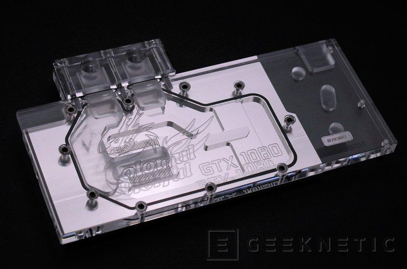 Colorful anuncia un pack de GTX 1080 con un bloque de refrigeración líquida, Imagen 1