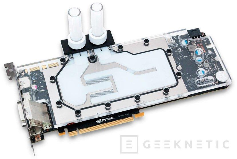 EK anuncia un bloque de agua para las GeForce GTX 1080, Imagen 1