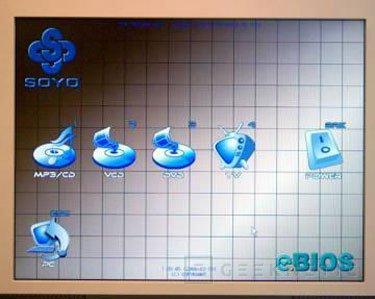 Placa base multimedia de SOYO, Imagen 1