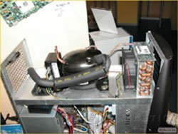 Vapochill: refrigeración por gas, Imagen 1