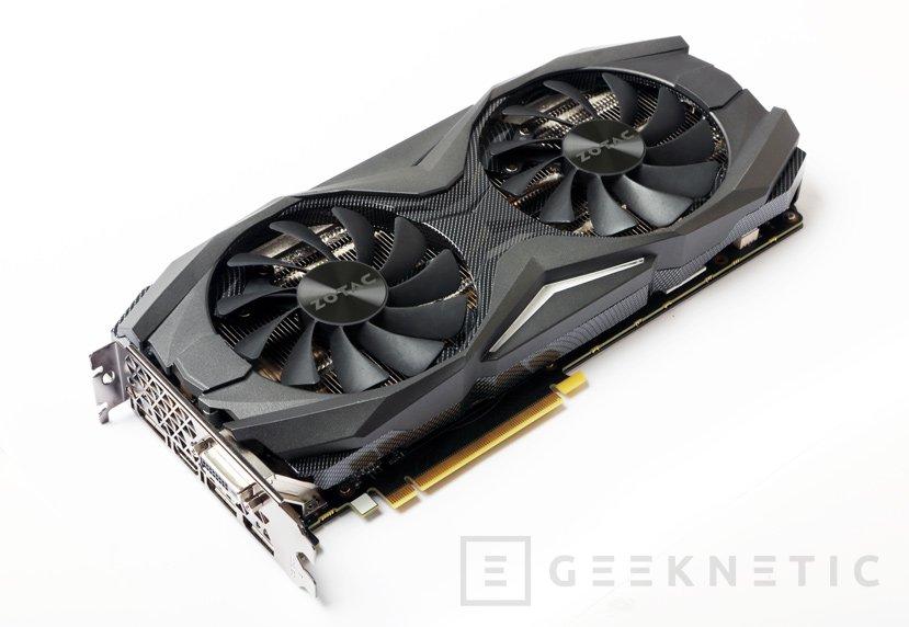 ZOTAC lanza las GTX 1080 AMP Edition, Imagen 1