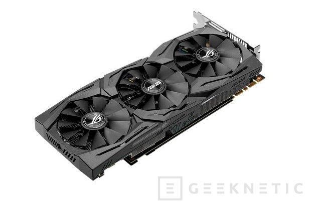 ASUS ROG Strix GeForce GTX 1080, Imagen 2