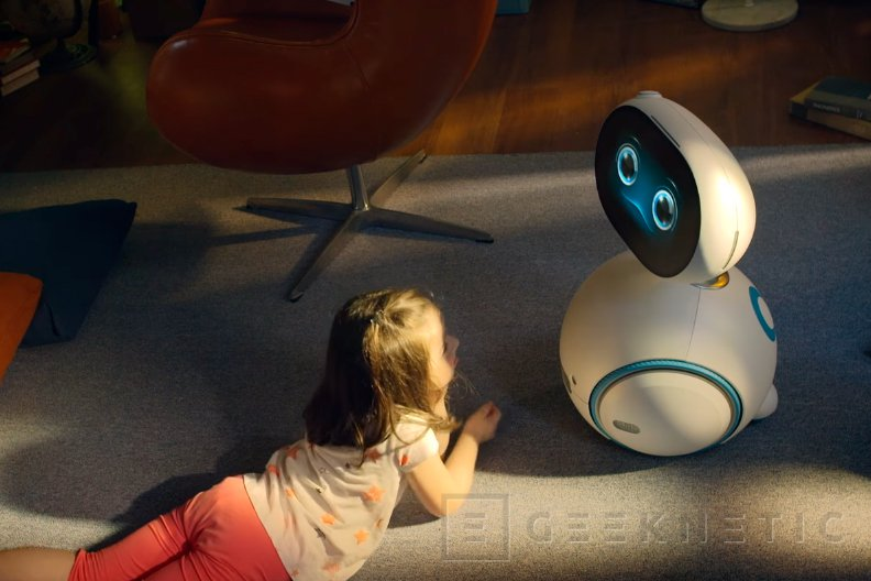 ASUS sorprende con un asistente robot , Imagen 2