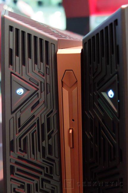 ASUS ROG G31, un ordenador compacto con dos GTX 1080 en SLI, Imagen 3