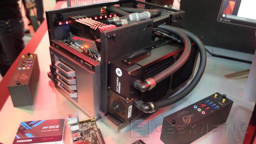 ASUS ROG Avalon, un PC completamente modular, Imagen 3