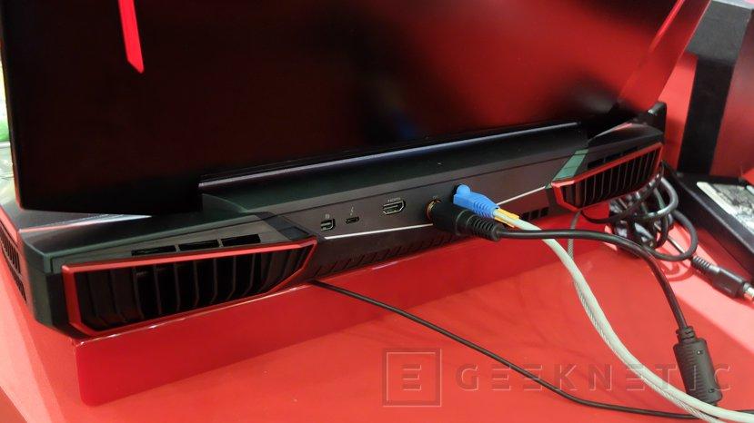 MSI GT83S, portátil gaming con SLI de GPUs NVIDIA Pascal, Imagen 2