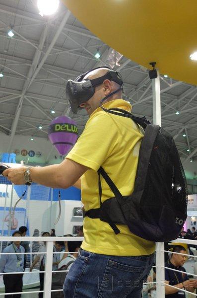 ZOTAC también está trabajando en un PC/Mochila para realidad virtual, Imagen 1
