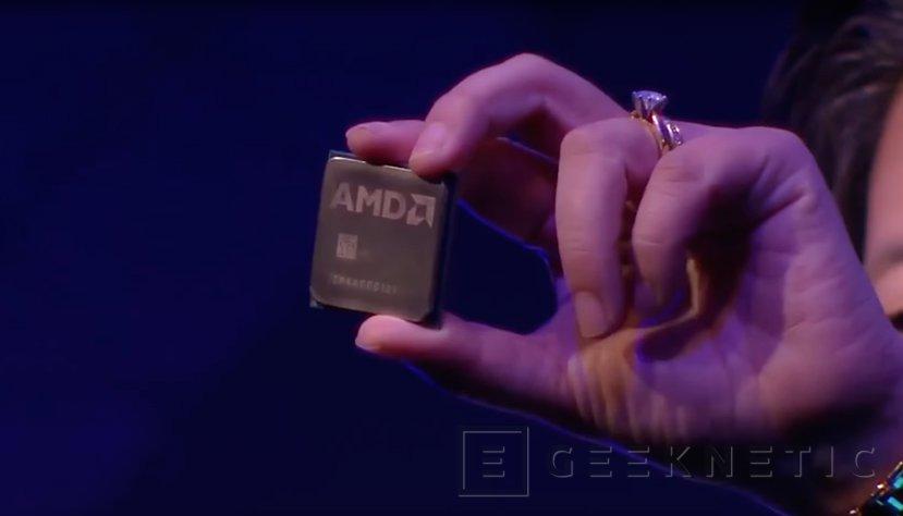 AMD deja ver un procesador Summit Ridge con arquitectura ZEN, Imagen 1