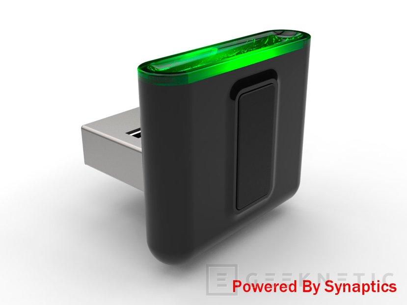 Synaptics anuncia nuevos lectores de huellas USB para el PC, Imagen 1
