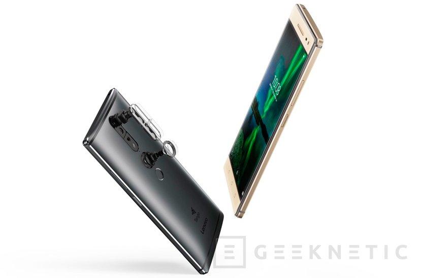 Lenovo anuncia el primer smartphone con el sistema de mapeado Tango de Google, Imagen 1