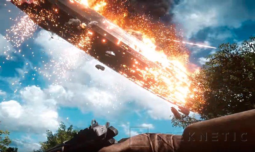 EA muestra como lucirá el nuevo Battlefield 1 en un nuevo tráiler con Gameplay, Imagen 2